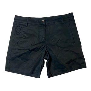 United Colors of Benetton Black Bermuda Shorts 8